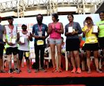 Narender, Priyanka Bhatt win 24-hour Stadium Run