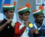 Mumbai Marathon 2018 - Men's Half Marathon winners