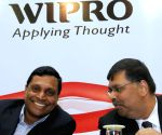 Wipro press conference