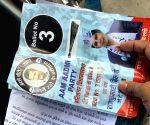 "Free Photo: ""Communal pamphlets distributed by AAP"": BJP's Bagga tweets video"