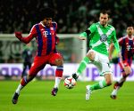 GERMANY-WOLFSBURG-BUNDESLIGA-WOLFSBURG VS BAYERN MUNICH