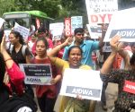 Women activists demand justice for Unnao rape victim