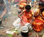 'Pongal' celebrations at Dharavi