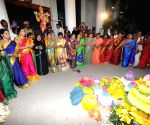 Bathukamma festival celebrations