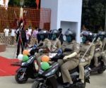 Women police to lead from the front on Monday