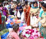 On the eve of Gauri Ganesha Festival