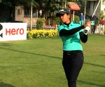 Free Photo: Women's golf: Amateur Sneha retains one-shot lead after 2nd round