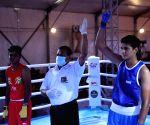 Women's national boxing: Jaismine, Basumatary move into second round