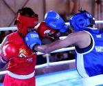 Women's national boxing: Jaismine stuns Simranjit Kaur in semis