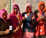 Rajasthan Assembly elections - Voting underway