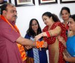 Raksha Bandhan celebrations - Ananth Kumar