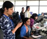 Women workers at Patna ATC