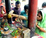 Women worship lord Shiva