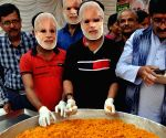 Exit polls predict majority to BJP-led NDA - Preparations for celebrations