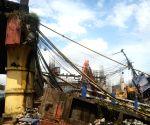 Kolkata Majherhat bridge collapse