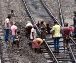 Indo-Bangladesh rail project work at snail's pace