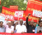 CPI, CPI-M's joint protest rally on 'deepening economic crisis and growing misery of the people