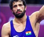 Wrestler Ravi Dahiya ente