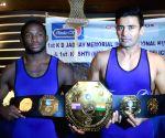 1st K.D.Yadav memorial international Kushti Championship - Sangram Singh Vs Kevin Radford