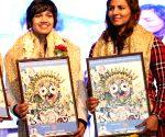 Phogat sisters felicitate by Akshar Power Yoga