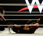WWE India tryouts - Kavita Devi Vs Jinny Sadhu