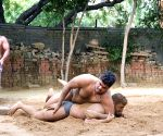 As lockdown takes its toll on wrestling, wrestlers desperate to be back in akharas