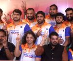 Sending of ceremony of the Indian wrestlers ahead of 18th Asian Games