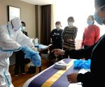 Chinese mainland reports 10 new imported Covid-19 cases
