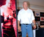 WWE superstar Kane visits Mumbai.