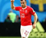 RUSSIA-SAINT PETERSBURG-2018 WORLD CUP-ROUND OF 16-SWITZERLAND VS SWEDEN