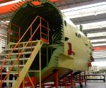 CHINA XI'AN AMPHIBIOUS AIRCRAFT FUSELAGE