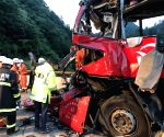 CHINA SHAANXI EXPRESSWAY ACCIDENT
