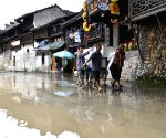CHINA-SOUTHERN PROVINCES-HEAVY RAIN