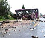 CHINA HUBEI XIAOGAN ACCIDENT
