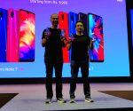 Xiaomi Redmi Note 7 Pro smartphone launch