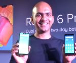 Launch of Xiaomi Redmi 6 series smartphones