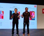 Launch of Xiaomi Redmi 6 series smartphones