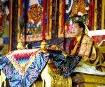 CHINA TIBET XIGAZE PANCHEN LAMA BUDDHIST SERVICES