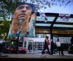 Timeline: Football legend Diego Armando Maradona