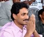 Jagan files nomination from Pulivendula