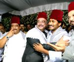 Jaganmohan Reddy's iftaar party