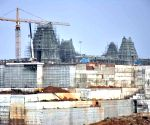 Foundation stone laid for 1st Hindu temple in Abu Dhabi
