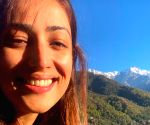 Free Photo: Yami Gautam enjoys Himachal bliss at Bhoot Police outdoors