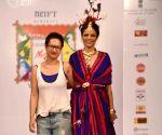 Arunachal designer aims to promote northeast weavers ()
