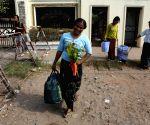 MYANMAR YANGON PRISONERS RELEASE