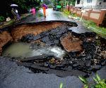 30 killed in Myanmar landslide
