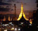 Myanmar Yangon Daily Life