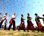 MYANMAR-YANGON-ETHNICS CULTURE FESTIVAL