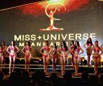 MYANMAR-YANGON-MISS UNIVERSE 2019