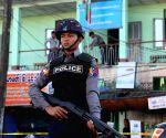MYANMAR YANGON EXPLOSION